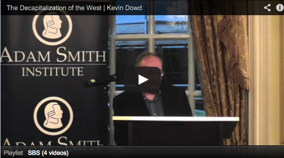The Decapitalization of the West, Kevin Dowd