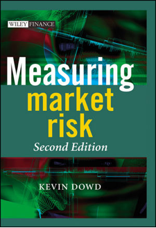 Measuring Market Risk, Kevin Dowd
