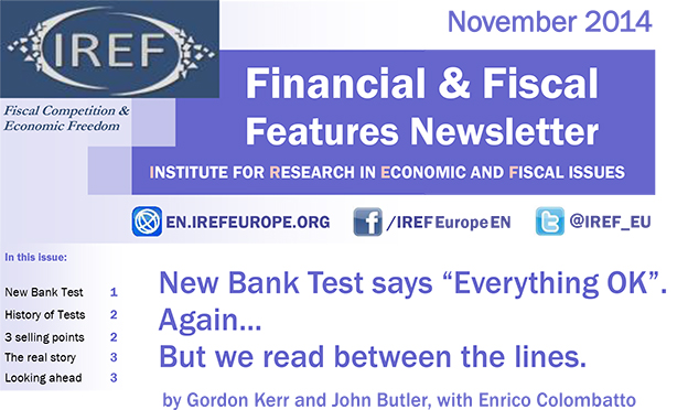 IREF - Financial & Fiscal Features, November 2014
