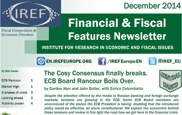 IREF - Financial & Fiscal Features, December 2014