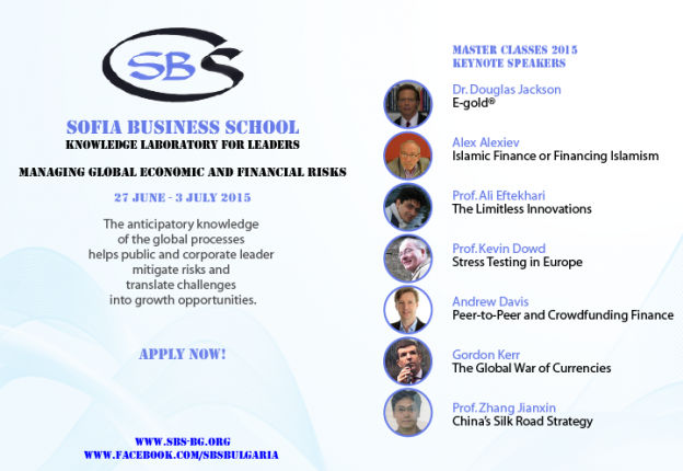 Sofia Business School - Knowledge Laboratory for Leaders