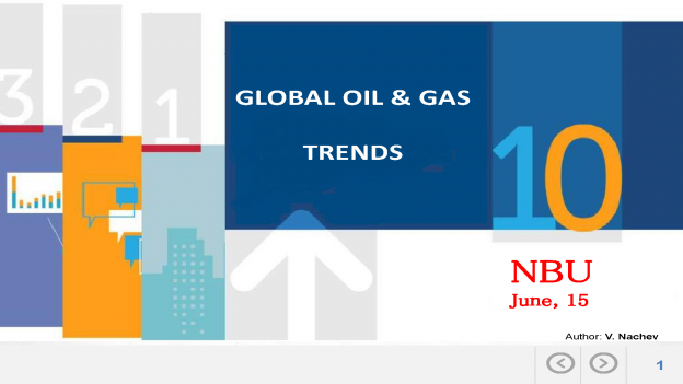 Oil & Gas Trends, Vasko Nachev
